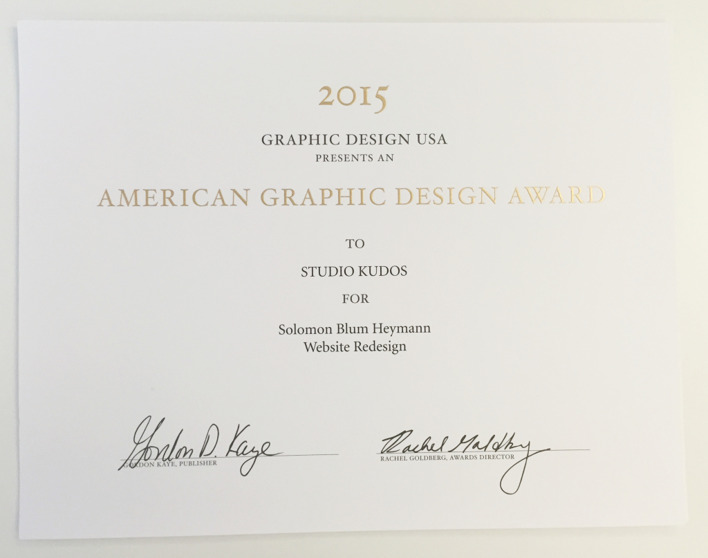 solblum-design-award
